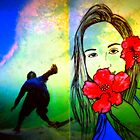 "Hawaiin Girl by Belinda ""BillyLee"" NYE (Printmaker)"
