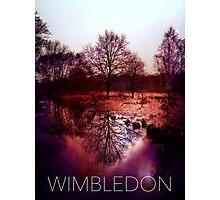 Wimbledon Common IV, London Photographic Print