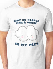 Cloud Pee Unisex T-Shirt