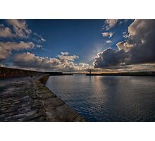 Anstruther harbour Photographic Print