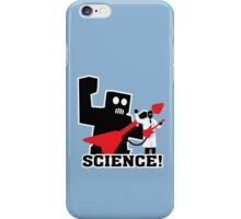 Science, With Guitars iPhone Case/Skin