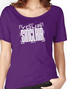 Your Sinclair Women's Relaxed Fit T-Shirt