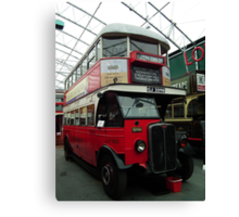 AEC Regent 1 Bus Canvas Print