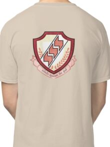 Angel Beats: Shinda Sekai Sensen Logo Classic T-Shirt