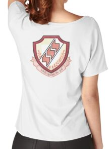 Angel Beats: Shinda Sekai Sensen Logo Women's Relaxed Fit T-Shirt