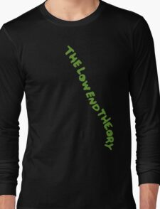 Low End Theory Pt 1 Long Sleeve T-Shirt
