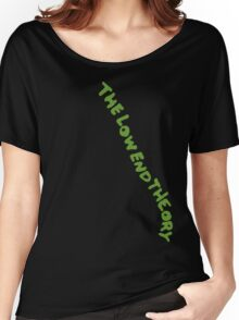 Low End Theory Pt 1 Women's Relaxed Fit T-Shirt