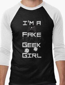 I'm A Fake Geek Girl T-Shirt