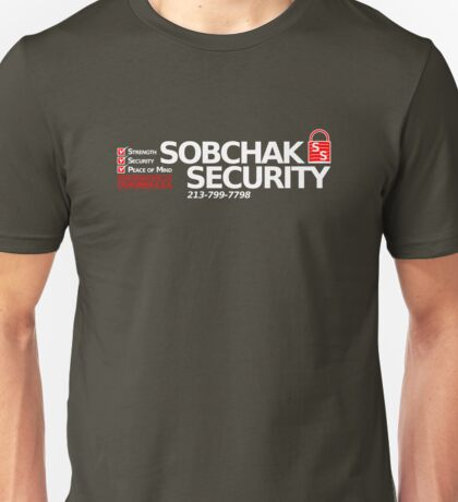 Sobchak Security Unisex T-Shirt