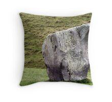 Standing Stone - Avebury Throw Pillow