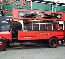 1925 Dennis 4-Ton Bus by mike  jordan.