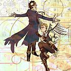 Sherlock Steampunk by lkaet