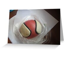 Spiderman- Steamed bun style Greeting Card