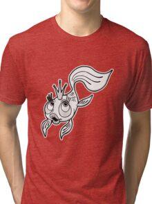 CabbyGils - Style #20 Tri-blend T-Shirt