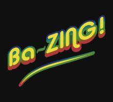 Ba-ZING! by Jennifer Embrey