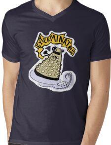 elevate/exterminate Mens V-Neck T-Shirt