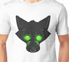 BAD DOG-Green Unisex T-Shirt