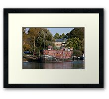 Middle Ages Adventure Framed Print