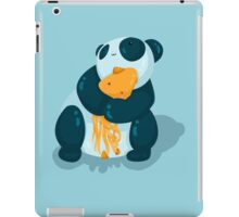 Pandas & squids iPad Case/Skin