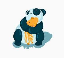 Pandas & squids Unisex T-Shirt