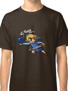 Blue toon link Classic T-Shirt