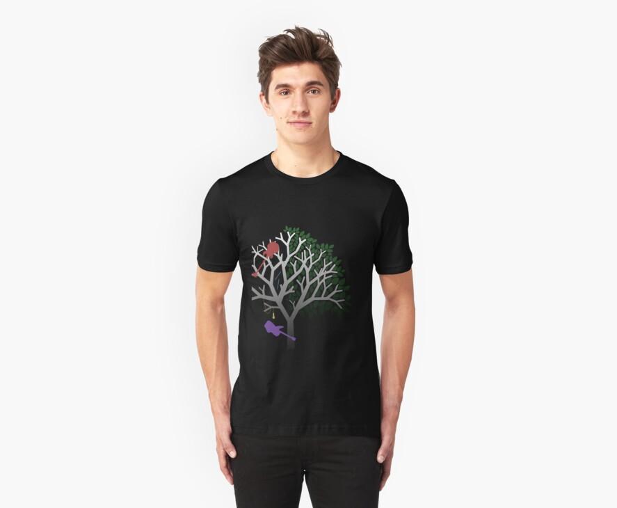 instrument tree by eartheatsmoon