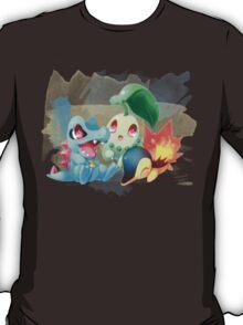 Gen 2 starters T-Shirt