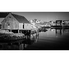 Peggys Cove Photographic Print