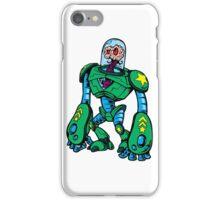 BRAIN ALIEN ROBOT iPhone Case/Skin