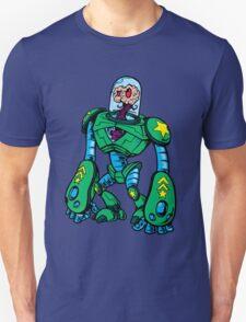 BRAIN ALIEN ROBOT Unisex T-Shirt