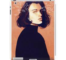 second sight iPad Case/Skin