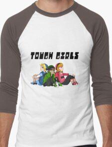 TOUGH GIRLS Men's Baseball ¾ T-Shirt