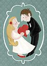 Happily in love by Sanne Thijs