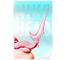 NIKE HEAD Poster