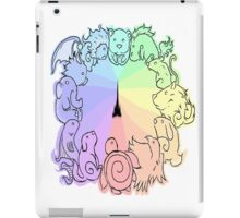 Twelve Guardians iPad Case/Skin