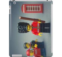Holding It In iPad Case/Skin