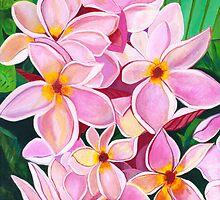 Hawaiian Flowers 1 by Barbara  Strand