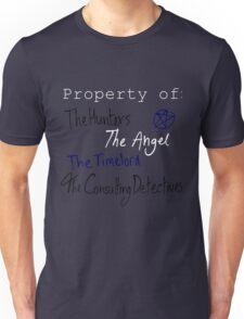 Property of Unisex T-Shirt