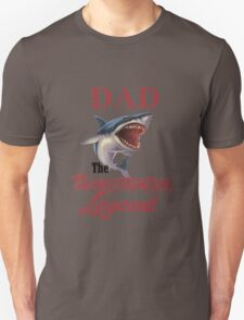 DAD the FISHING LEGEND T-Shirt