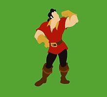 Gaston by nimbusnought