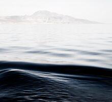 Calm Sea by theblackfatcat