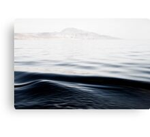 Calm Sea Canvas Print