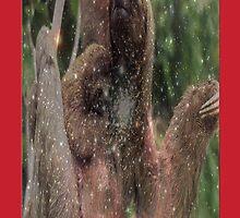 Galaxy sloth  by ALRO