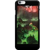 Monster Hotspring iPhone Case/Skin