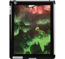 Monster Hotspring iPad Case/Skin