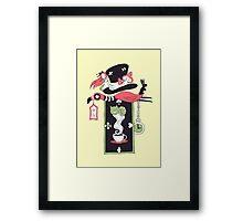 Alice Banner Framed Print