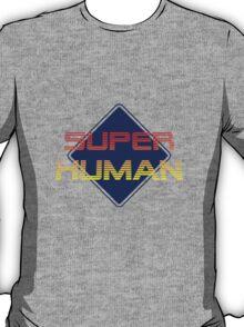 SUPER HUMAN 2013 T-Shirt