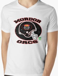 Mordor Orcs Mens V-Neck T-Shirt