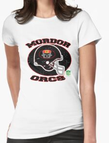 Mordor Orcs Womens Fitted T-Shirt