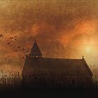 THE OLD CHURCH HOUSE by TOM YORK